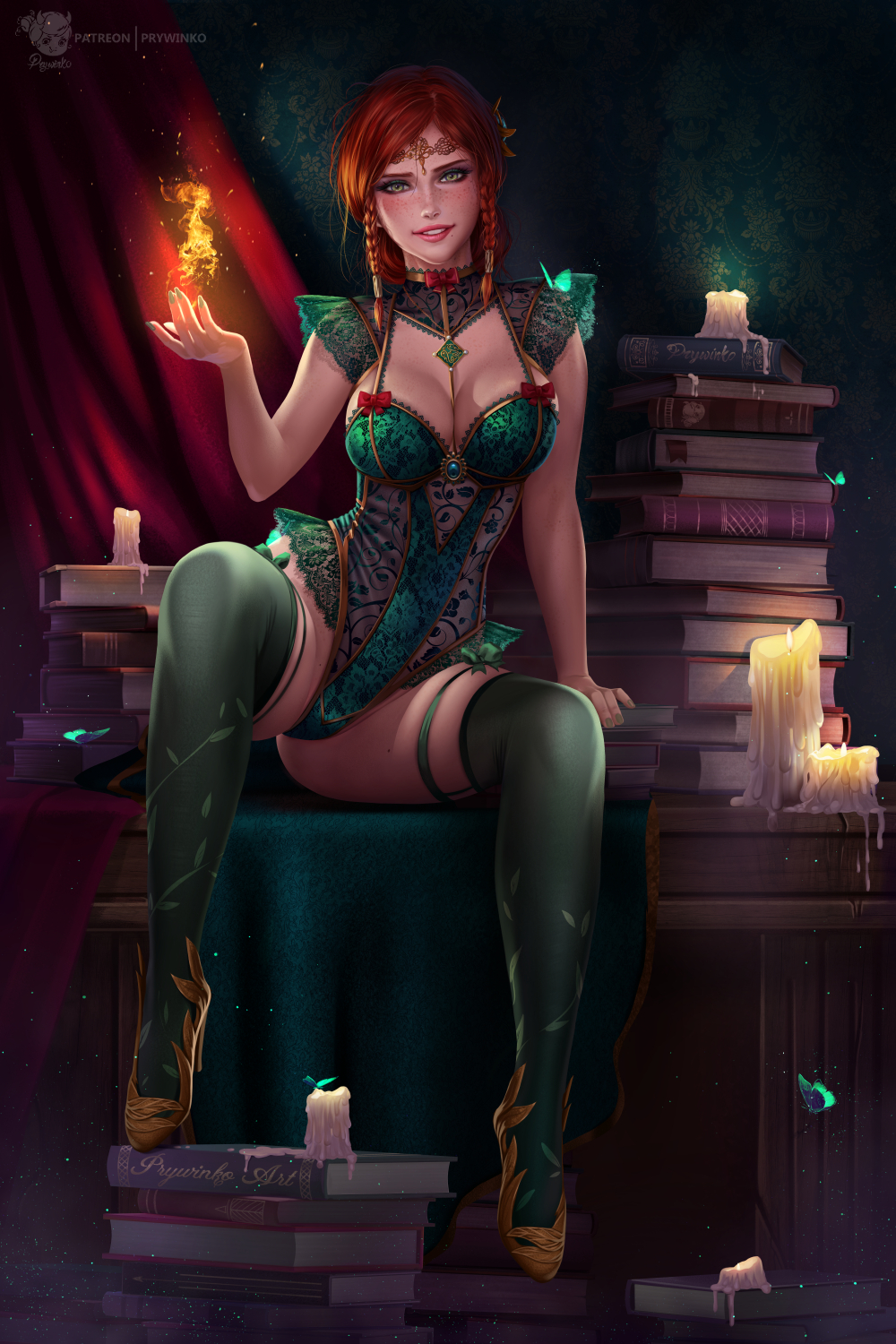 witcher triss nude 3 the League of legends katarina hentai