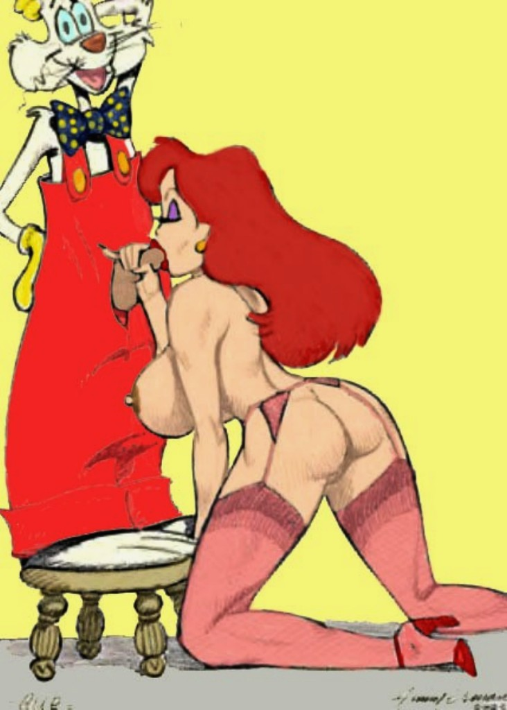 porn roger jessica who rabbit framed rabbit Holli would and jessica rabbit