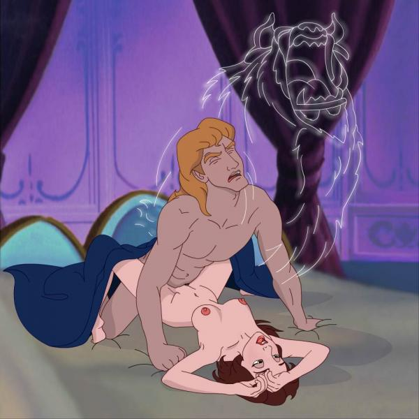 hentai beauty gif the beast and Forest of the blue skin puppeteer