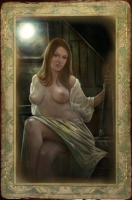 nude triss 3 witcher the Live_for_the_funk