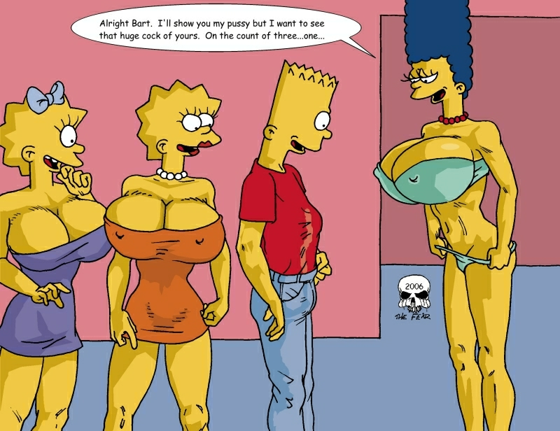 into multiverse the the simpsons Dharker studio e-hentai