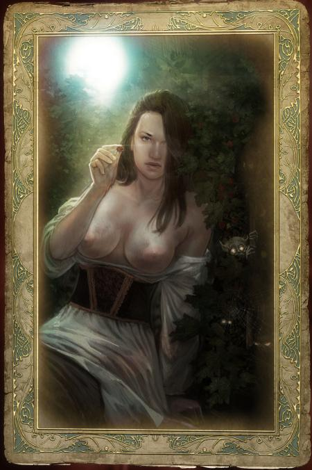 triss 3 nude the witcher Speed of sound sonic yaoi