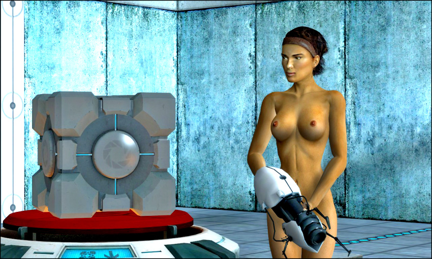 2 alyx naked half life Barry goodman tokyo mirage sessions