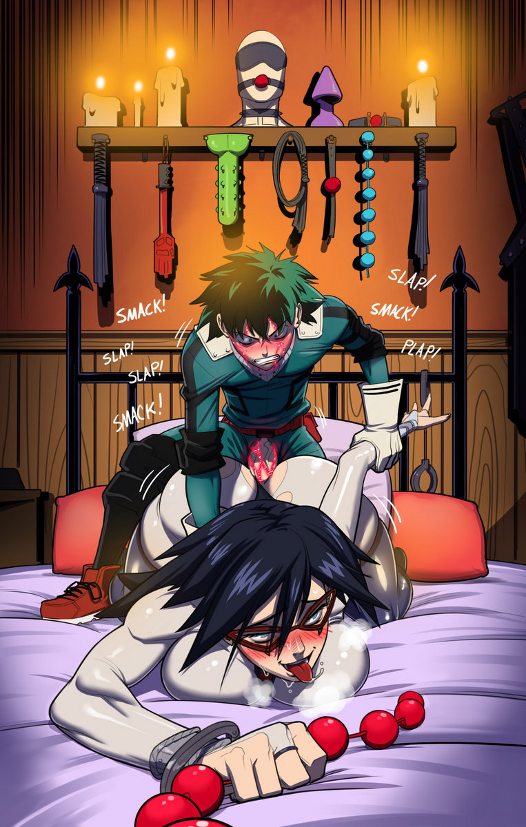 academia naked midnight my hero Ed wuncler and gin rummy