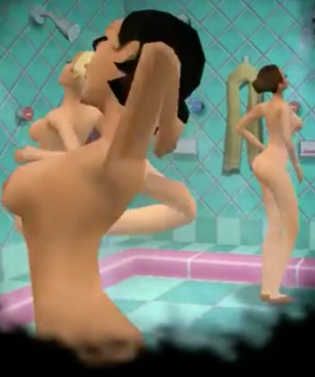 sally suit leisure larry mae Shake it up